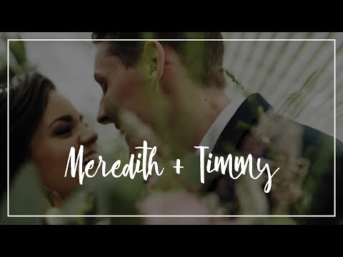 Meredith & Timmy | Dream First Look at Hills & Dales Estate