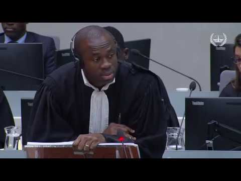 Partie 4:Procès Gbagbo/Blé 5 juillet 2017 Lieutenant Colonel Toualy Bailly Williams