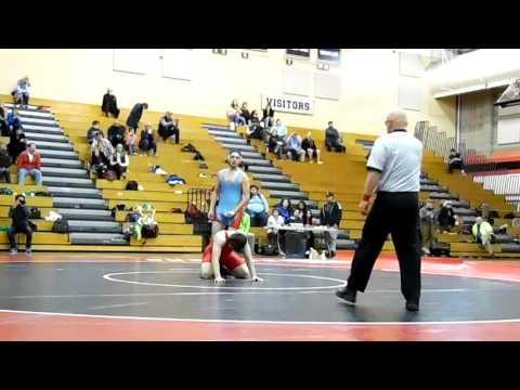 Ballard High School Wrestling Bainbridge Chief Sealth 170lbs