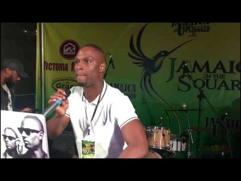 Wassifa @ Jamaica in the square 2017