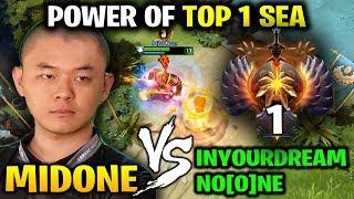 Midone vs Inyourdream and No[o]ne - Power of TOP 1 SEA