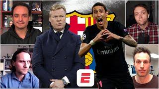 Épica remontada del Barcelona; ¿Qué dijo Di María sobre Messi y cómo reaccionó Koeman? | Exclusivos