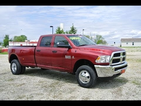 2014 ram 3500 tradesman dually for sale dayton troy piqua sidney ohio 27022t youtube. Black Bedroom Furniture Sets. Home Design Ideas