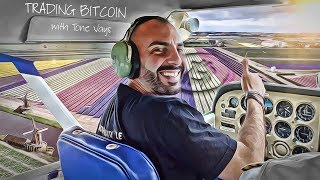 Trading Bitcoin - Another Day, Another Pull Back Low Under $7,500