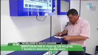 Lotalia en Andalucía Directo 2012