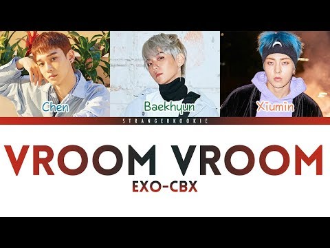 EXO-CBX (첸백시) - 'Vroom Vroom' [Color Coded_HAN_ROM_ENG]