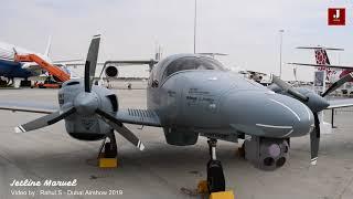 Dubai Airshow 2019 Static Display Airbus