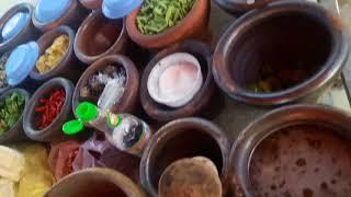 បុកល្ហុង បុកក្តាមស្រុកខ្មែរ Cambodia Papaya salad - street food