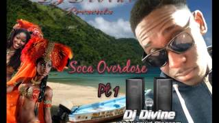 SOCA 2013 Mix : Destra, Kes, Farmer Nappy, Machel Montano, Kerwin Du Bois, Rupee, TC & More !