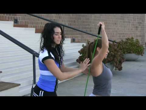 Working Out at Waterside Plaza (HD)
