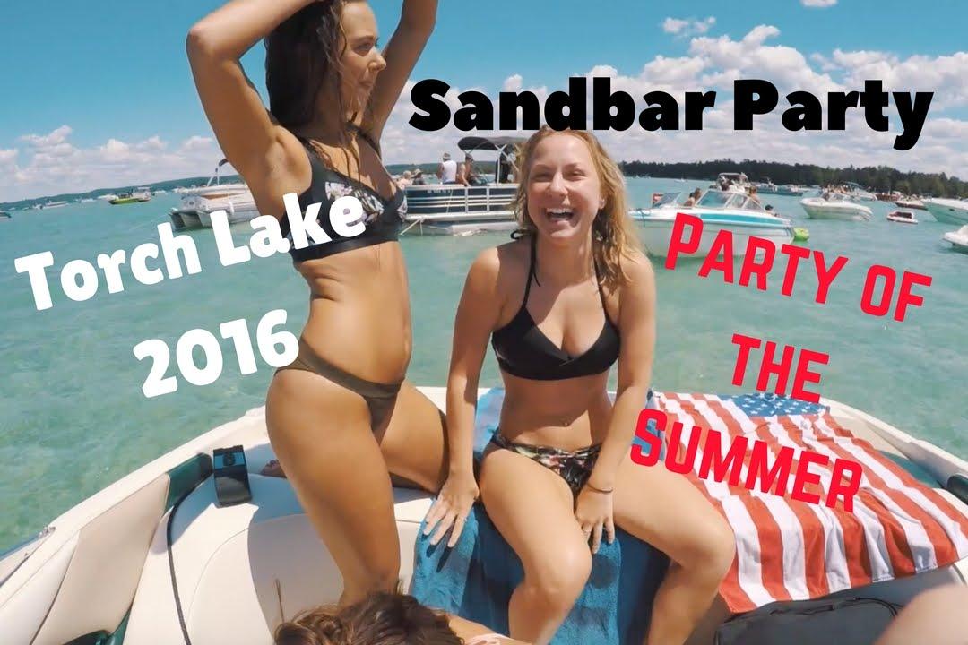 Ultimate 4th Of July 2016 Sandbar Party Dji Phantom 3