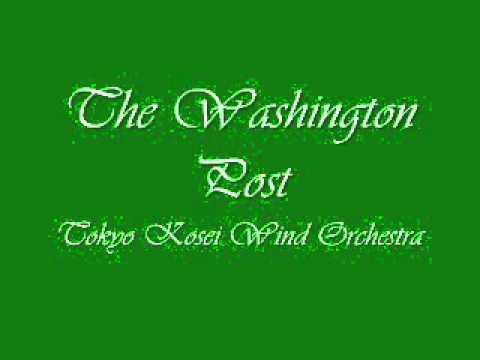 The Whasington Post.Tokyo Kosei Wind Orchestra.