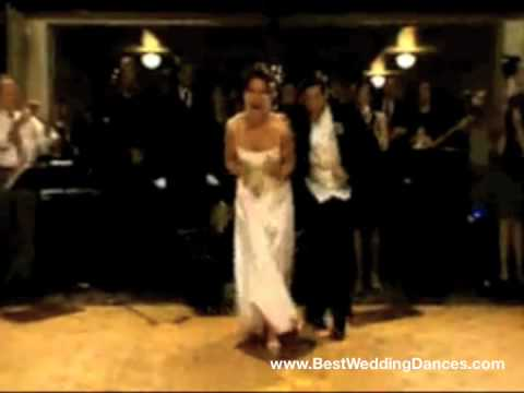 Rock Wedding Dance - Are You Gonna Be My Girl