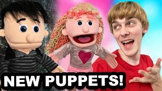 UNBOXING NEW SML CHARACTER PUPPETS!! (NEW IDEAS COMING)