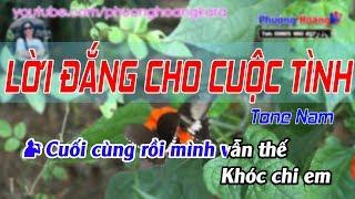 Lời Đắng Cho Cuộc Tình 2882 (Em) - Karaoke Bolero - Phượng Hoàng Kara
