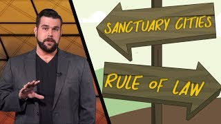 Sanctuary cities are NOT federalism. Not even close. | Off the Hill