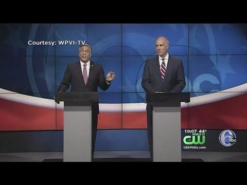 Bob Casey, Lou Barletta Spar In First Debate For Pennsylvania Senate Race
