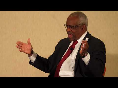 A Conversation with Justice Thomas