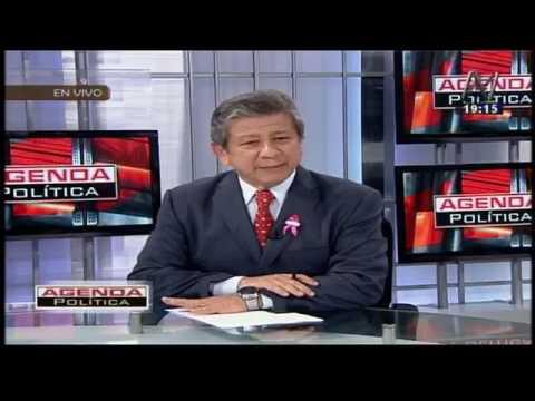 (16-10-16) Entrevista Agenda Política