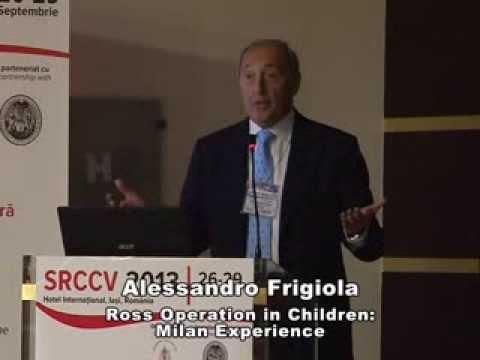 Alessandro Frigiola, Ross