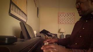 Who's gonna save my soul Gnarls Barkley vocal and piano cover