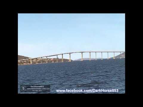 Mona Ferry Ride down The Derwent River in Hobart Tasmania 0802201