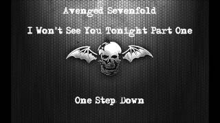 Avenged Sevenfold Drop C - I Won