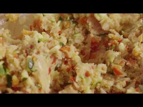 How to Make Turkey Veggie Meatloaf Cups | Turkey Recipe | Allrecipes.com
