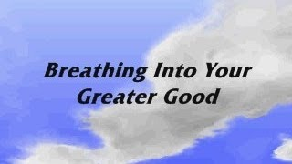 """Breathing Into Your Greater Good"" [Guided Exercise] Awakening Code Radio Thumbnail"