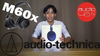 Audio‑Technica ATH-M60x Professional Monitor Headphones: Review