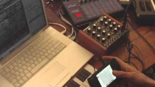 Gp2x Piggy Tracker Midi Interface Dub Acid Session