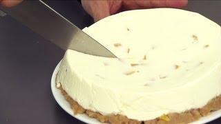 Yoghurttaart | Sos Piet | Vtm Koken
