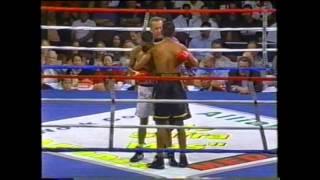 Rolando Reyes vs. Omar Bernal #1 - 9/20/2003 (Part 2 of 3)
