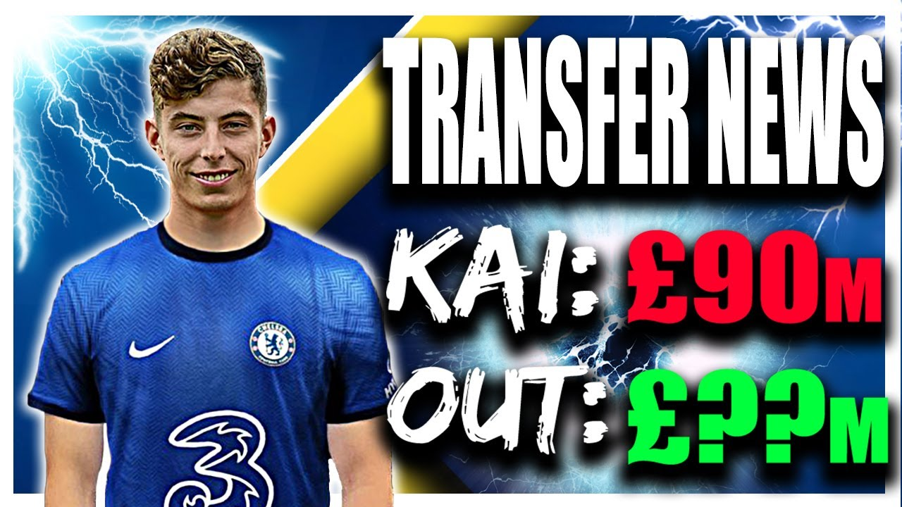 Transfer News: Chelsea HEAVY Favourites To Seal Kai Havertz Deal After Update! Plus SIX Outgoings!