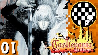 Castlevania: Aria of Sorrow | PART 1
