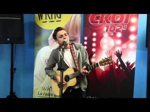 Scott Helman - Bungalow (live au 102,1 CKOI)
