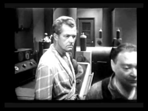 Young Couples Only (part 2)-Twilight Zone-ish 50s TV- Barbara Hale, Peter Lorre
