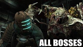 Dead Space - All Bosses (With Cutscenes) HD PC 1080p60