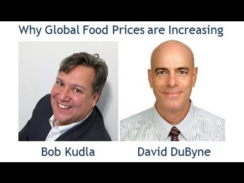 Global Food Price Rises, Where and What Percentage of Crop Loss Will Increase Prices (321)