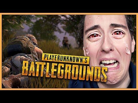 BLOD, SVETTE OG TÅRER - PlayerUnknowns Battleground Norsk Let's Play
