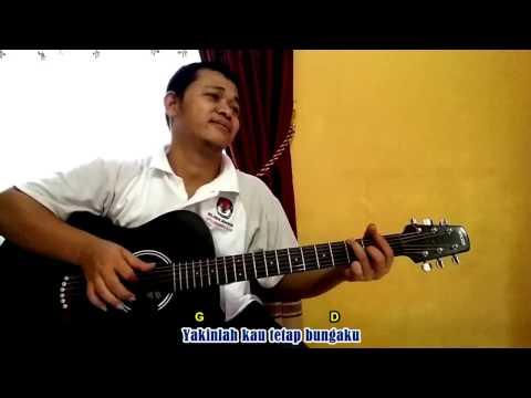(Tipe-X) Salam Rindu - NieL Fingerstyle Guitar Cover (Labusel)