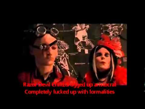 Angelspit - Vena Cava (Video+lyrics)