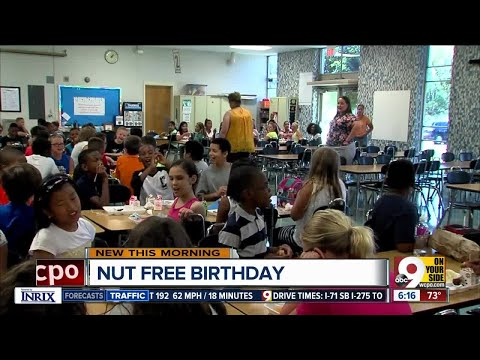 Schools look to protect students with allergies while celebrating birthdays