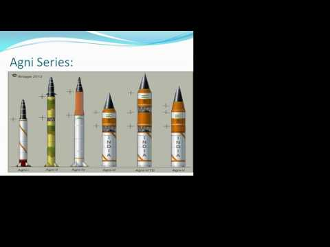 Ballistic and Cruise Missiles of India
