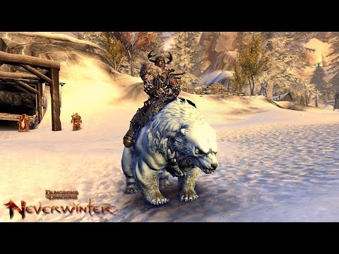 How to get a free mount? Neverwinter PS4