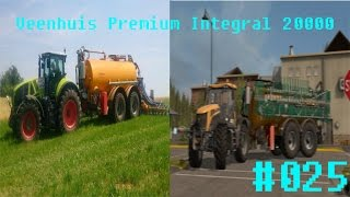 Farming Simulator 17 Modvorstellung German/Deutsch Veenhuis Premium Integral 20000 #025