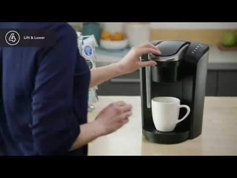 Getting Started With A Keurig Brewer Removable Reservoir