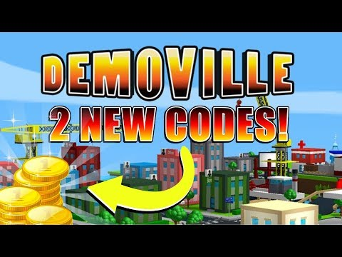 DemoVille 2 New Codes (Roblox) - YouTube