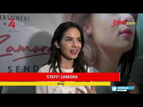 Download Steffi Zamora Luncurkan Single Perdana Kupendam Sendiri Mp4 baru
