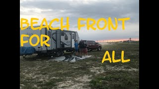 We Arrive at Ruthęrford Beach, Louisiana | Free Public Camping in Paradise with your Tent or RV